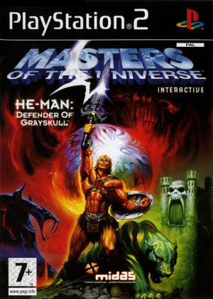 Masters of the Universe : He-Man : Defender of Grayskull sur PS2