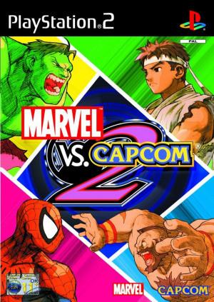 Marvel vs. Capcom 2 : New Age of Heroes sur PS2