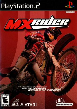 MX Rider sur PS2