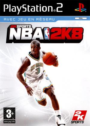 NBA 2K8 sur PS2