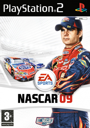 NASCAR 09 sur PS2