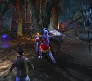 Le Monde De Narnia : Chapitre 1 : Le Lion La Sorciere Blanche Et L'Armoire Magique - Playstation 2