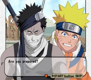 Images : Naruto nous dévoile ses techniques