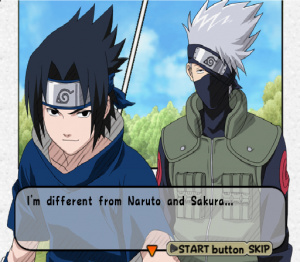 Images : Naruto : Ultimate Ninja