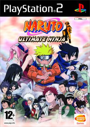 Naruto : Ultimate Ninja sur PS2