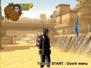 Concours Naruto Shippuden Ultimate Ninja 5