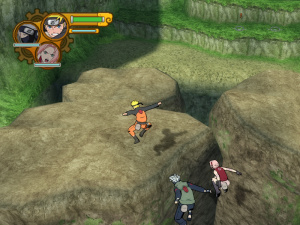 Images de Naruto Shippuden : Ultimate Ninja 5