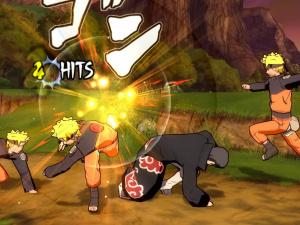 Résultats du concours Naruto Shippuden : Ultimate Ninja 4