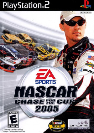 NASCAR Thunder 2005 : Chase for the Cup sur PS2
