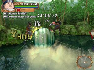 E3 2007 : Naruto : Uzumaki Chronicles 2