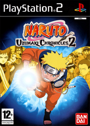 Naruto : Uzumaki Chronicles 2 sur PS2