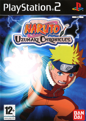 Naruto : Uzumaki Chronicles sur PS2