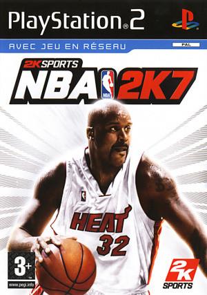 NBA 2K7 sur PS2