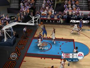 NBA Live 06 se montre