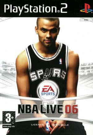 NBA Live 06 sur PS2