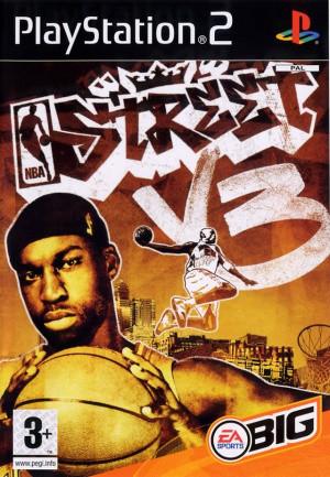 NBA Street V3 sur PS2