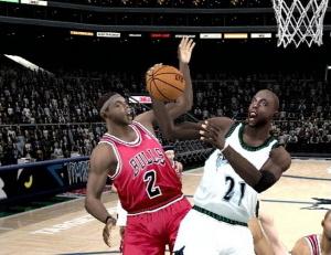 Du basket chez Konami