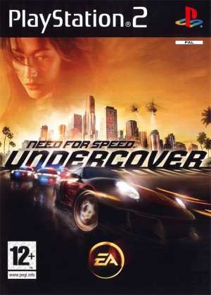 Need for Speed Undercover sur PS2