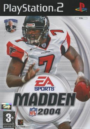 Madden NFL 2004 sur PS2