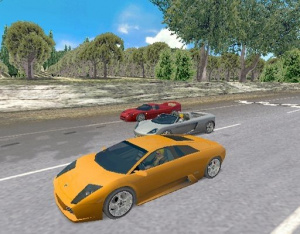 Need For Speed : Hot Pursuit 2 - Playstation 2