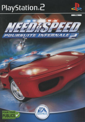 Need for Speed : Poursuite Infernale 2 sur PS2