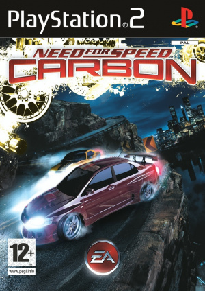 Need for Speed Carbon sur PS2