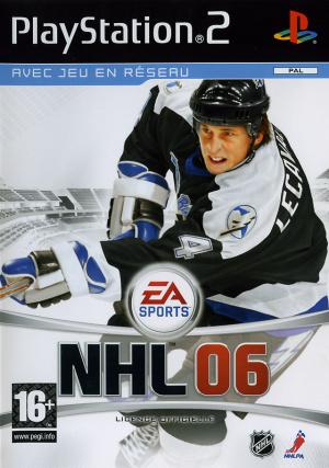 NHL 06 sur PS2