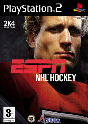 ESPN NHL Hockey sur PS2