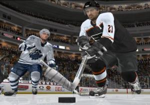 Chaussez vos patins avec NHL 2K6