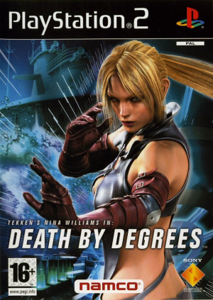 Death by Degrees sur PS2