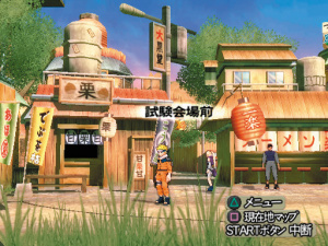 Images : Naruto : Ultimate Ninja 2