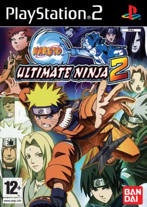 Naruto : Ultimate Ninja 2 sur PS2