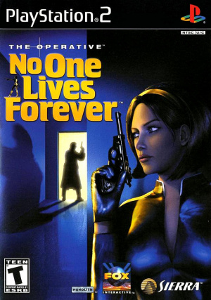 No One Lives Forever sur PS2