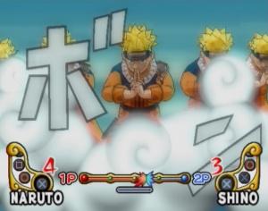 Concours Naruto Ultimate Ninja 3