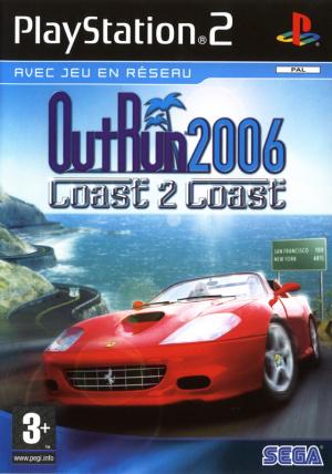 OutRun 2006 : Coast 2 Coast sur PS2