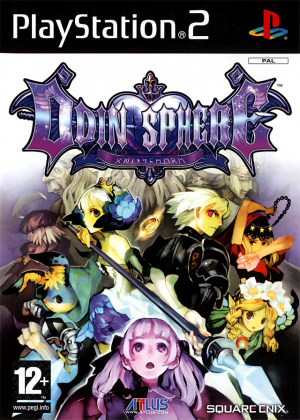 Odin Sphere sur PS2