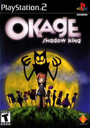 Okage : Shadow King sur PS2