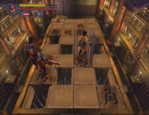 2001 - Onimusha : Warlords : Retour vers le passé