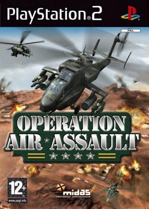 Operation Air Assault sur PS2