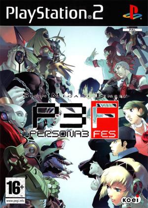 Persona 3 : FES sur PS2