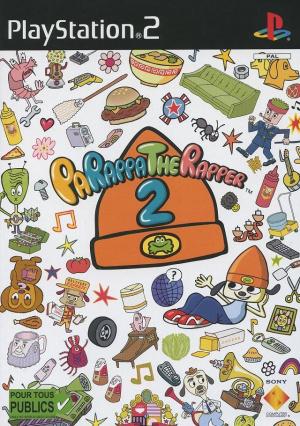 Parappa the Rapper 2 sur PS2