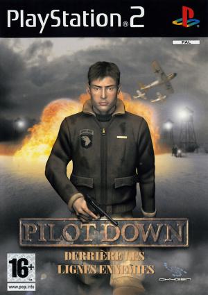 Pilot Down : Derrière les Lignes Ennemies sur PS2