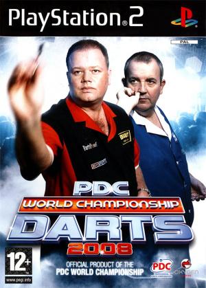 PDC World Championship Darts 2008 sur PS2