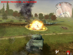 Panzer Elite Action : Fields Of Glory - Playstation 2
