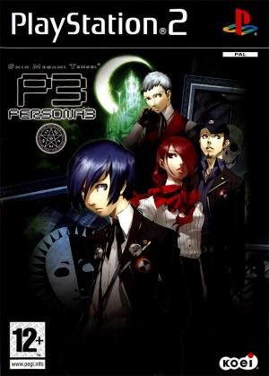 Persona 3 sur PS2
