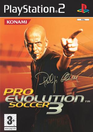 Pro Evolution Soccer 3 sur PS2