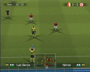 Preview Pro Evolution Soccer 5 sur PS2 - jeuxvideo com