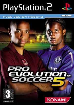 Pro Evolution Soccer 5 sur PS2