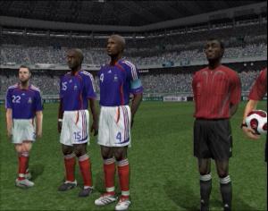 jouer pro evolution soccer 6