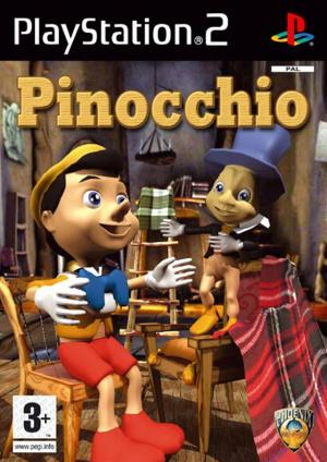Pinocchio sur PS2